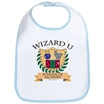 Wizard U Alchemy RPG Gamer HP Bib