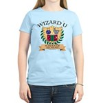 Wizard U Alchemy RPG Gamer HP Women's Pink T-Shirt