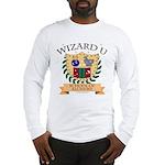 Wizard U Alchemy RPG Gamer HP Long Sleeve T-Shirt