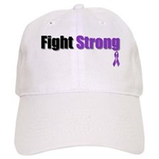 Hodgkin's Fight Strong Baseball Cap