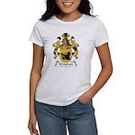 Weinhart Family Crest Women's T-Shirt