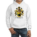 Weinhart Family Crest Hooded Sweatshirt