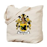 Weinhart Family Crest Tote Bag