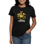 Weinhart Family Crest Women's Dark T-Shirt