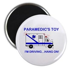 "Paramedic's Toy 2.25"" Magnet (10 pack)"