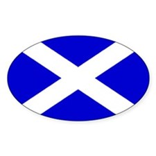 Ecosse Oval Decal