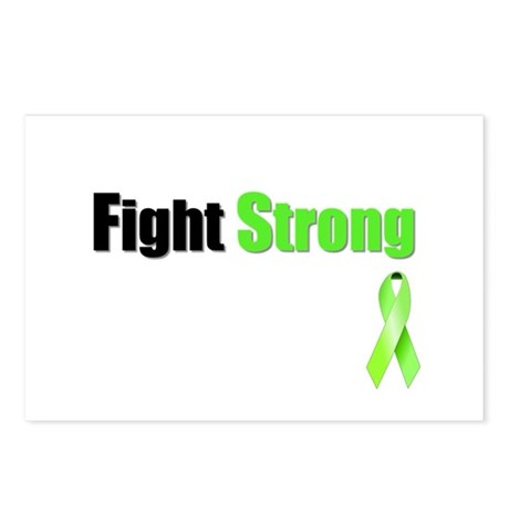 Fight Strong Postcards (Package of 8)