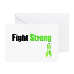Fight Strong Greeting Cards (Pk of 10)