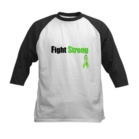 Fight Strong Kids Baseball Jersey