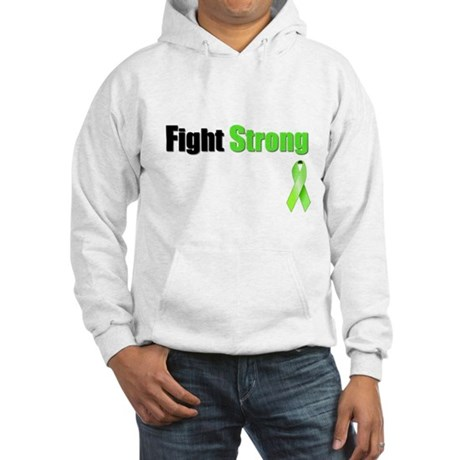 Fight Strong Hooded Sweatshirt