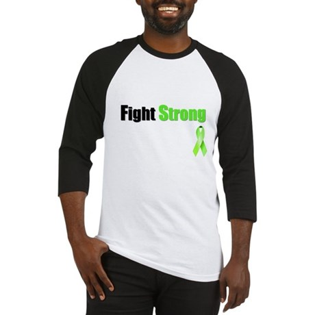 Fight Strong Baseball Jersey