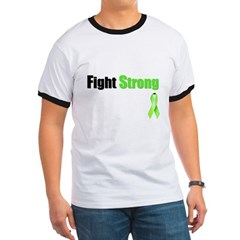 Fight Strong Ringer T