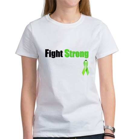Fight Strong Women's T-Shirt