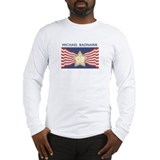 Elect MICHAEL BADNARIK 08 Long Sleeve T-Shirt