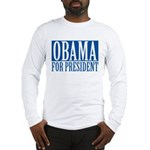 obama01 Long Sleeve T-Shirt