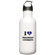 I love Westwego Louisi Sports Water Bottle