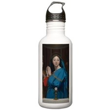 The Virgin Adoring the Water Bottle