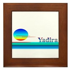 Yadira Framed Tile