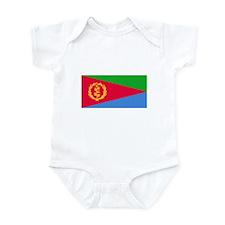 Eritrean Flag Onesie