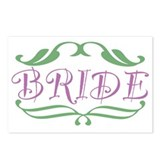 BRIDE Postcards (Package of 8)