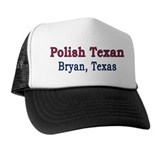 Bryan Polish Texan Hat