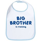 Big Brother In Training Bib