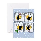 Bee-lieve in Christmas Greeting Cards (Pk of 10)