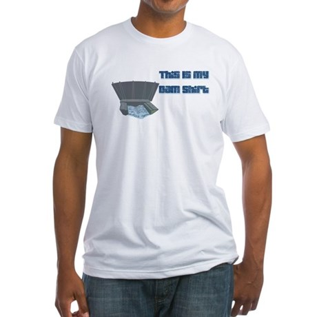 Dam T-Shirt Fitted T-Shirt