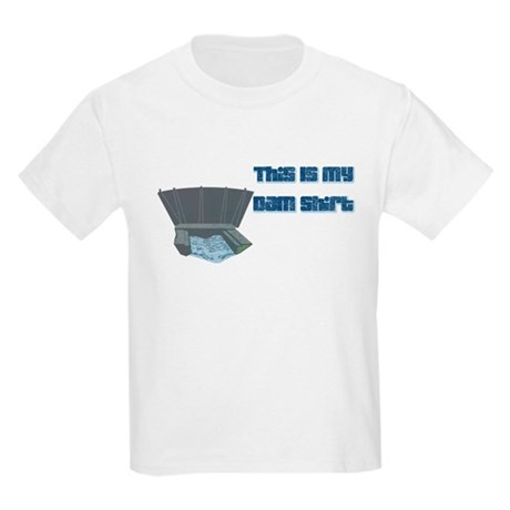 Dam T-Shirt Kids Light T-Shirt