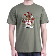 Wahl Family Crest T-Shirt