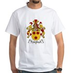 Trumbach Family Crest White T-Shirt