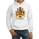 Trumbach Family Crest Hooded Sweatshirt