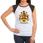 Trumbach Family Crest Women's Cap Sleeve T-Shirt