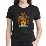 Trumbach Family Crest Women's Dark T-Shirt