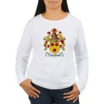 Trumbach Family Crest Women's Long Sleeve T-Shirt