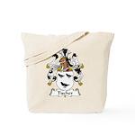 Tischer Family Crest Tote Bag