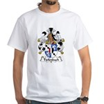 Tiefenbach Family Crest White T-Shirt