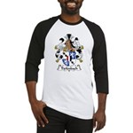Tiefenbach Family Crest  Baseball Jersey
