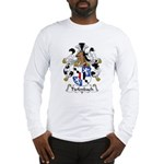 Tiefenbach Family Crest  Long Sleeve T-Shirt
