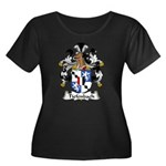 Tiefenbach Family Crest  Women's Plus Size Scoop N