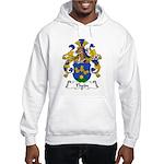 Thein Family Crest Hooded Sweatshirt
