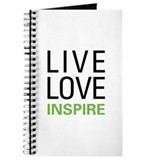 Live Love Inspire Journal
