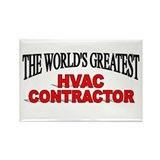 """The World's Greatest HVAC Contractor"" Rectangle M"