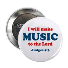 "Judges 5:3 2.25"" Button (100 pack)"