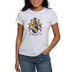 Strasser Family Crest Women's T-Shirt