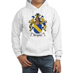 Strasser Family Crest Hooded Sweatshirt