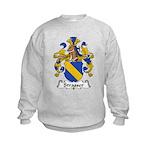 Strasser Family Crest Kids Sweatshirt
