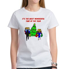 Christmas Shopping at Scott Designs Cafepress Wome