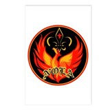 NOLA Phoenix Postcards (Package of 8)