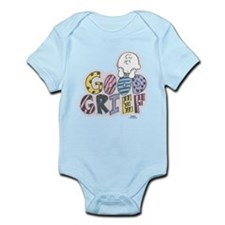 Charlie Brown Good Grief Body Suit